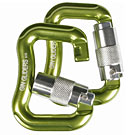 included-harnesses-carabiner-30mm-green
